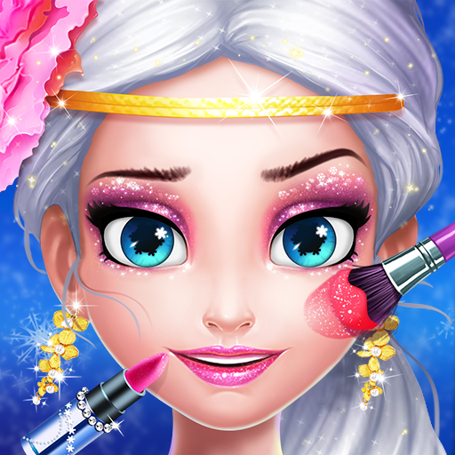 👸🏰Ice Princess Makeup Fever Pro apk download – Premium app free for Android