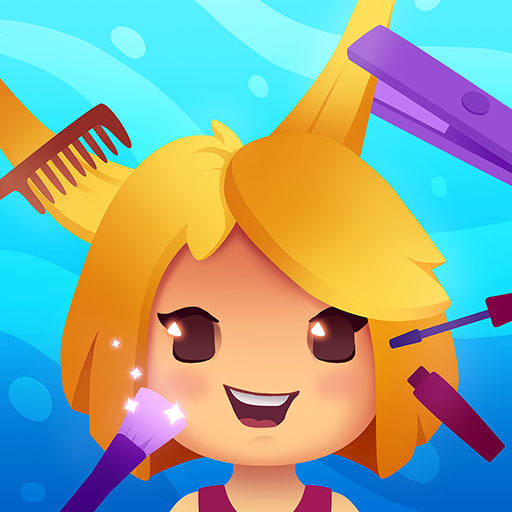 Idle Beauty Salon: Hair and nails parlor simulator Mod apk download – Mod Apk 1.0.0008 [Unlimited money] free for Android.