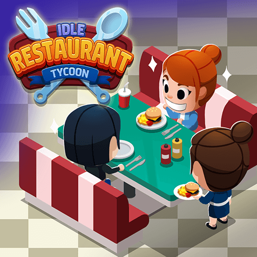 Idle Restaurant Tycoon – Build a restaurant empire Mod apk download – Mod Apk 1.0.2 [Unlimited money] free for Android.
