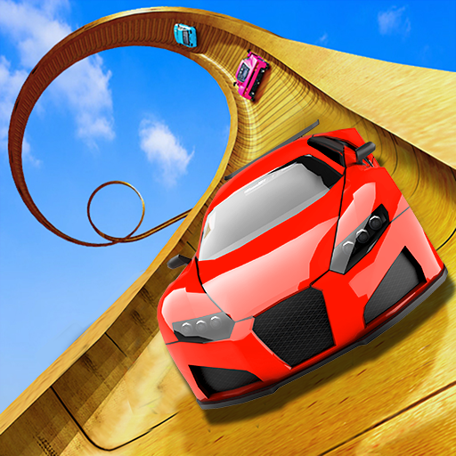Impossible Stunts Car Racing Games: Spiral Tracks Mod apk download – Mod Apk 2.1 [Unlimited money] free for Android.