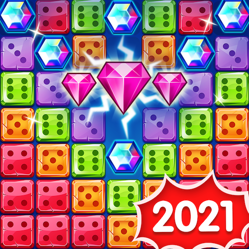 Jewel Games 2020 – Dice Merge Jewels & Gems Crush Mod apk download – Mod Apk 1.4.14 [Unlimited money] free for Android.