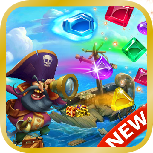 Jewel Pirates – Match 3 Mod apk download – Mod Apk 1.6.01 [Unlimited money] free for Android.