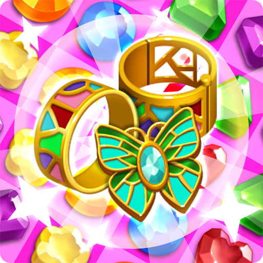Jewel Witch – Best Funny Three Match Puzzle Game Mod apk download – Mod Apk 1.8.0 [Unlimited money] free for Android.