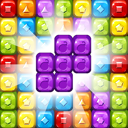 Jewelry Blast : Pucca Mod apk download – Mod Apk 1.2.8 [Unlimited money] free for Android.