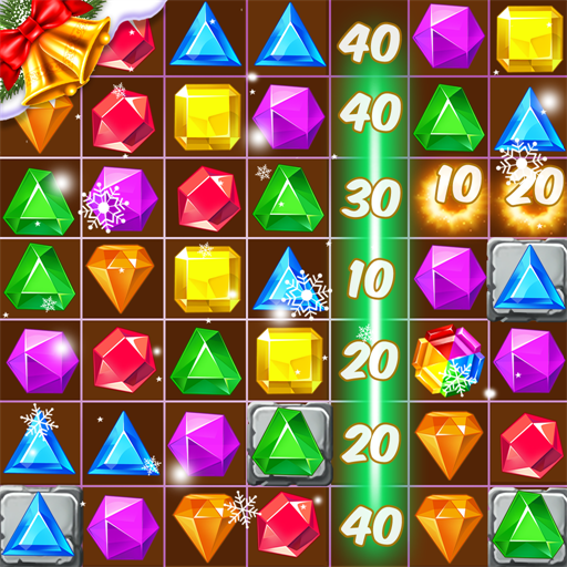 Jewels Classic – Jewel Crush Legend Mod apk download – Mod Apk 3.1.7 [Unlimited money] free for Android.