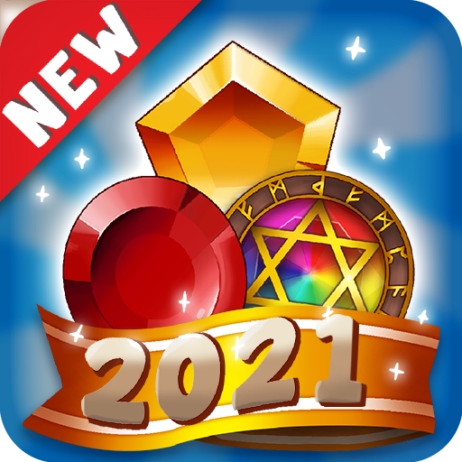 Jewels Magic Kingdom: Match-3 puzzle Mod apk download – Mod Apk 1.6.18 [Unlimited money] free for Android.