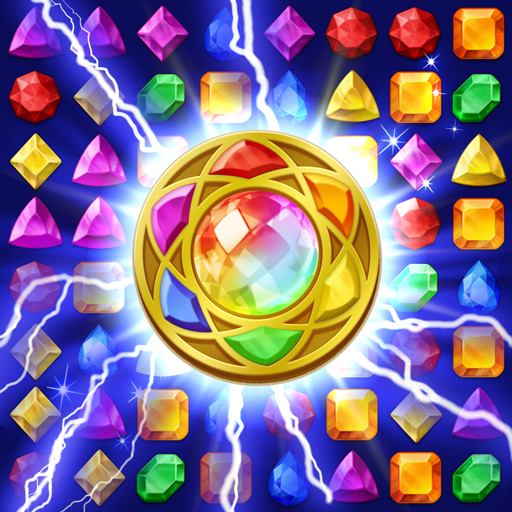 Jewels Magic: Mystery Match3 Mod apk download – Mod Apk 20.1204.00 [Unlimited money] free for Android.
