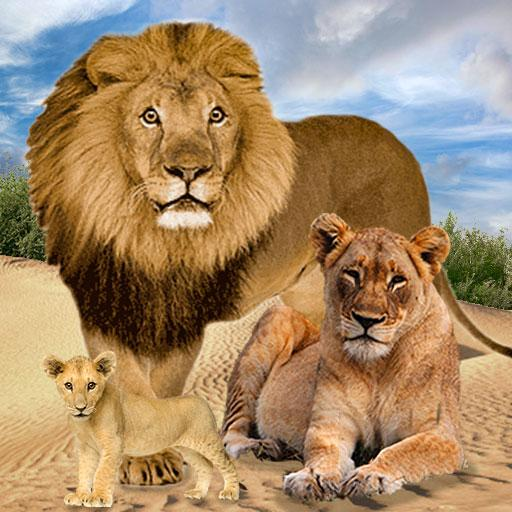 Jungle Kings Kingdom Lion Family Mod apk download – Mod Apk 2.6 [Unlimited money] free for Android.