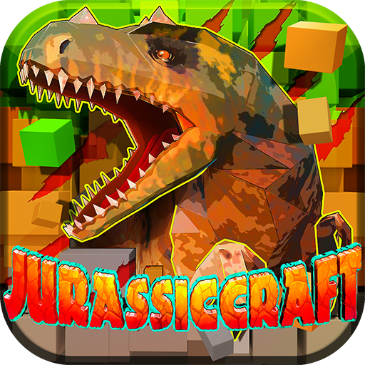JurassicCraft: Free Block Build & Survival Craft Mod apk download – Mod Apk 5.1.2 [Unlimited money] free for Android.