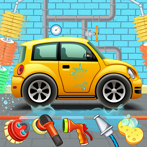 Kids Car Wash Service Auto Workshop Garage Pro apk download – Premium app free for Android 1.8