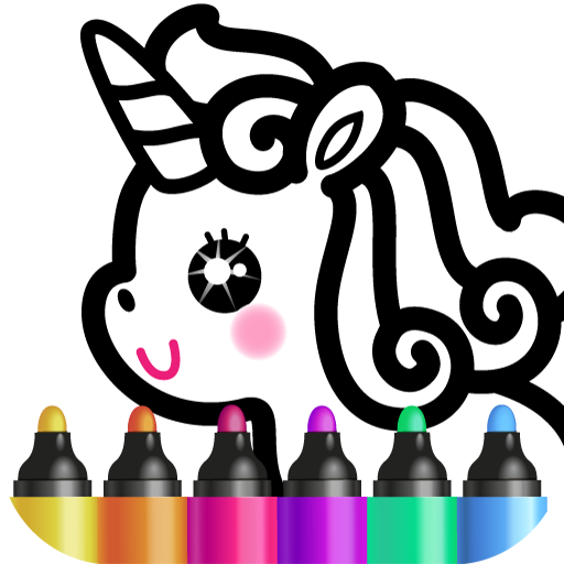 Kids Drawing Games for Girls 🎀 Apps for Toddlers! Mod apk download – Mod Apk  [Unlimited money] free for Android. 1.4.3.4