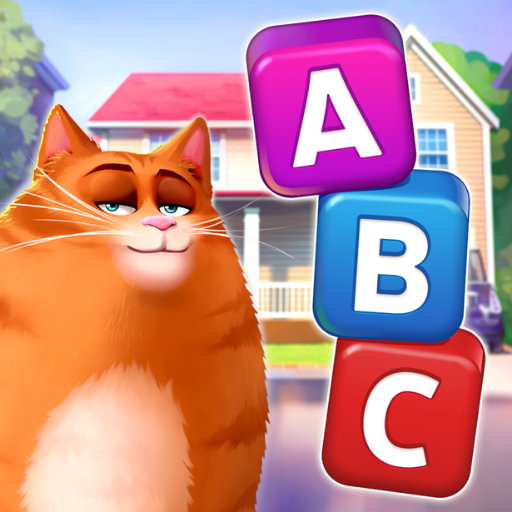 🎄Kitty Scramble: Word Stacks Mod apk download – Mod Apk 1.208.8 [Unlimited money] free for Android.