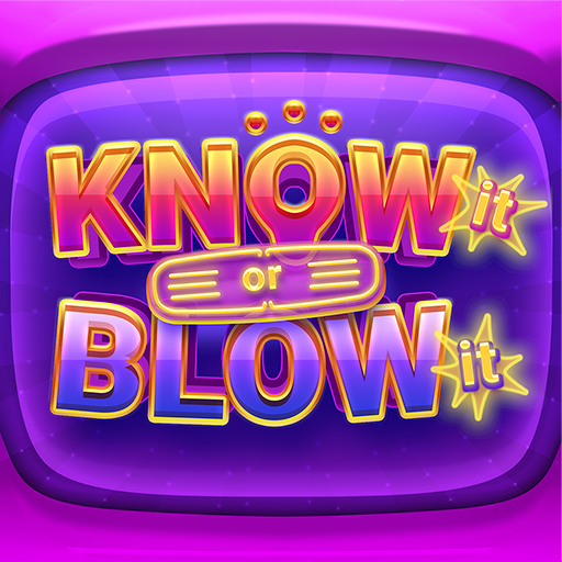 Know It Or Blow It – Trivia Game Mod apk download – Mod Apk 1.5 [Unlimited money] free for Android.
