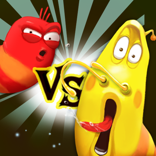 Larva Heroes: Battle League Mod apk download – Mod Apk 2.4.9 [Unlimited money] free for Android.