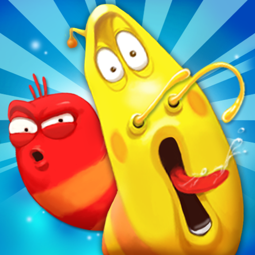 Larva Heroes: Lavengers Mod apk download – Mod Apk 2.7.4 [Unlimited money] free for Android.