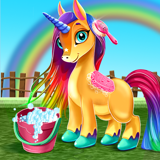Little Unicorn Care Baby Pony Pet Pro apk download – Premium app free for Android 0.6