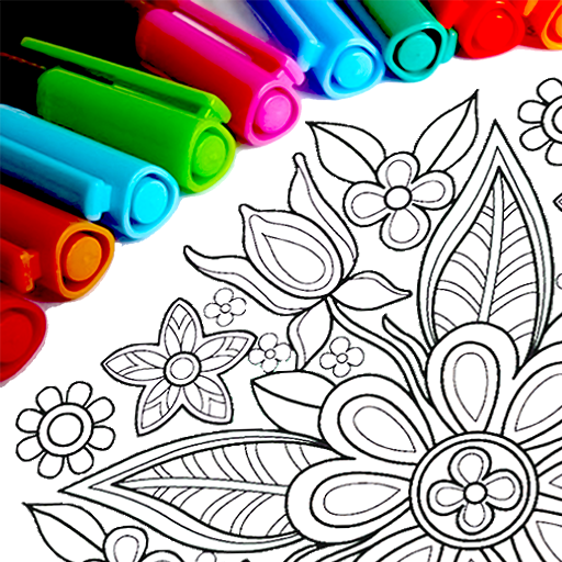 Mandala Coloring Pages Mod apk download – Mod Apk 15.2.0 [Unlimited money] free for Android.