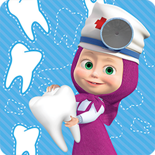 Masha and the Bear: Free Dentist Games for Kids Pro apk download – Premium app free for Android 1.2.6