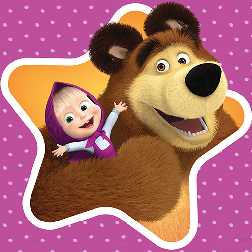 Masha and the Bear – Game zone Mod apk download – Mod Apk 2.5 [Unlimited money] free for Android.