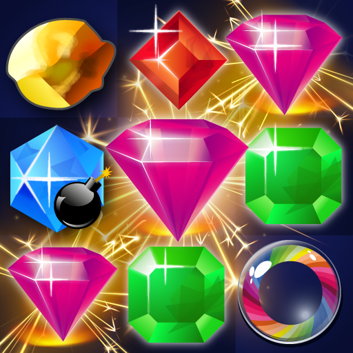 Match 3 Jewels Mod apk download – Mod Apk 1.28 [Unlimited money] free for Android.