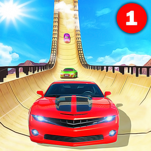Mega Ramp Car Simulator – Impossible 3D Car Stunts Mod apk download – Mod Apk 4.6 [Unlimited money] free for Android.