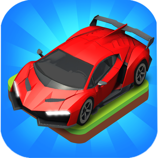Merge Car game free idle tycoon Mod apk download – Mod Apk 1.1.61 [Unlimited money] free for Android.