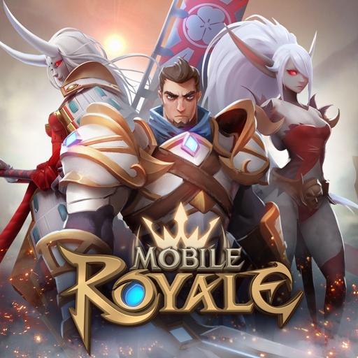 Mobile Royale MMORPG – Build a Strategy for Battle Mod apk download – Mod Apk 1.21.3 [Unlimited money] free for Android.