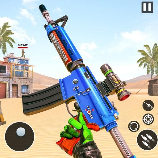 Modern FPS Shooting Game: Counter Terrorist Strike Mod apk download – Mod Apk 1.0.1 [Unlimited money] free for Android.