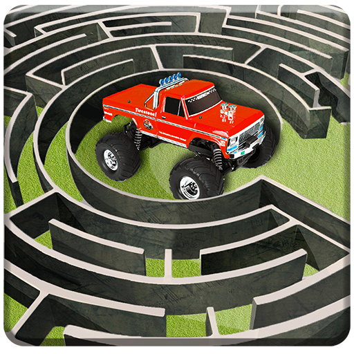 Monster Truck Maze Driving 2020: 3D RC Truck Games Pro apk download – Premium app free for Android 2.1