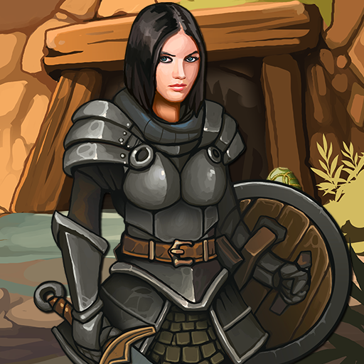 Moonshades: dungeon crawler RPG game Mod apk download – Mod Apk 1.5.39 [Unlimited money] free for Android.