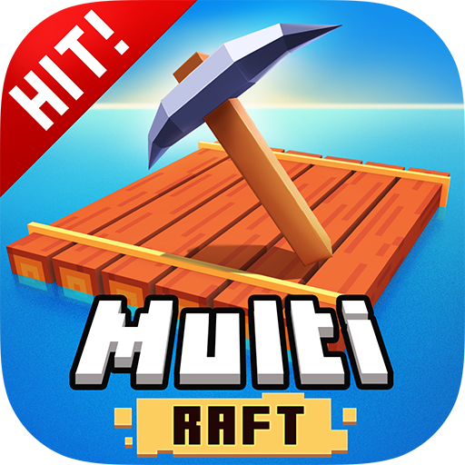 Multi Raft 3D: Survival Game on Island Mod apk download – Mod Apk 2.4 [Unlimited money] free for Android.