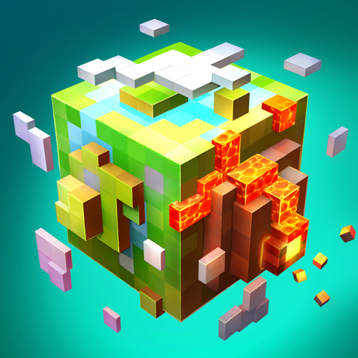 Multicraft: Block Craft Mini World 3D Mod apk download – Mod Apk 2.14.1 [Unlimited money] free for Android.