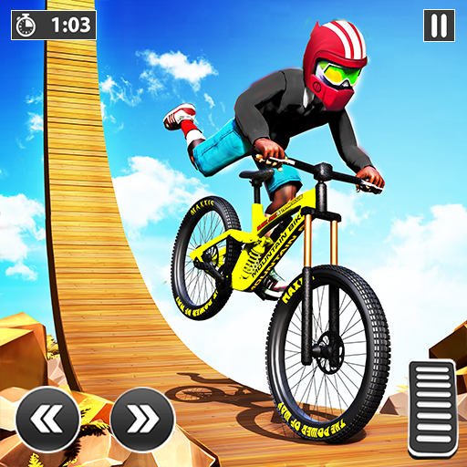 OffRoad BMX Bicycle Stunts Racing Games 2020 Mod apk download – Mod Apk 3.7 [Unlimited money] free for Android.