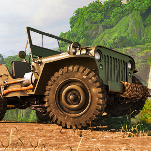Offroad Jeep Driving & Racing stunts Mod apk download – Mod Apk 1.22 [Unlimited money] free for Android.