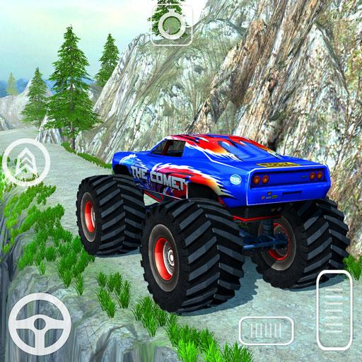 Offroad Monster Hill Truck Mod apk download – Mod Apk 1.19 [Unlimited money] free for Android.