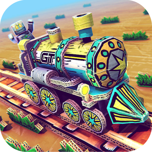 Paper Train: Rush Mod apk download – Mod Apk 1.6.7 [Unlimited money] free for Android.