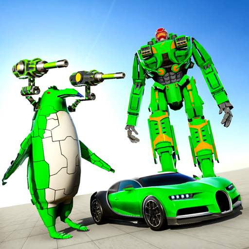 Penguin Robot Car Game: Robot Transforming Games Mod apk download – Mod Apk 5 [Unlimited money] free for Android.