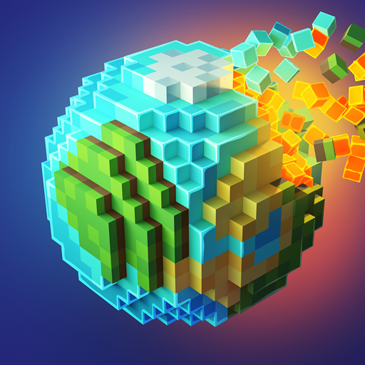 PlanetCraft: Block Craft Games Mod apk download – Mod Apk 4.15 [Unlimited money] free for Android.