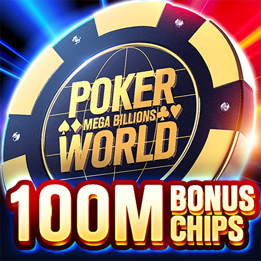 Poker World Mega Billions Pro apk download – Premium app free for Android 2.076.2.076