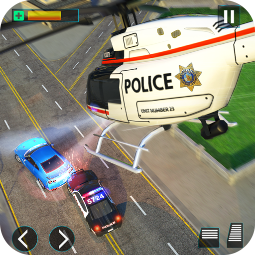 Police Cop Chase Racing: City Crime Mod apk download – Mod Apk  [Unlimited money] free for Android. 0.7
