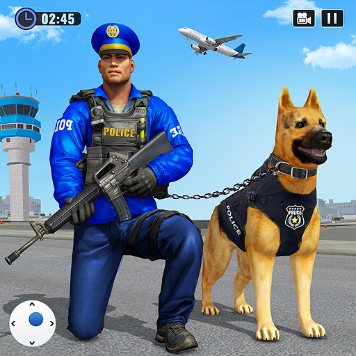 Police Dog Airport Crime Chase : Dog Games Mod apk download – Mod Apk 3.1 [Unlimited money] free for Android.
