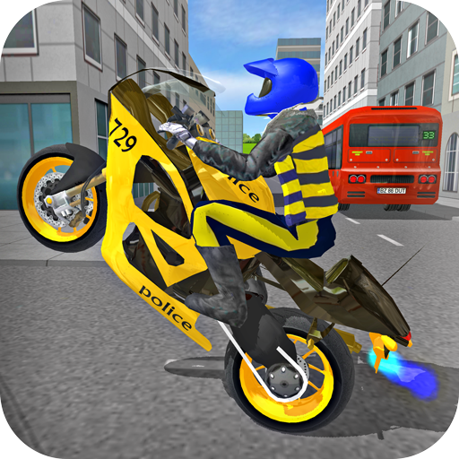 Police Motorbike Race Simulator 3D Pro apk download – Premium app free for Android 1.0.7