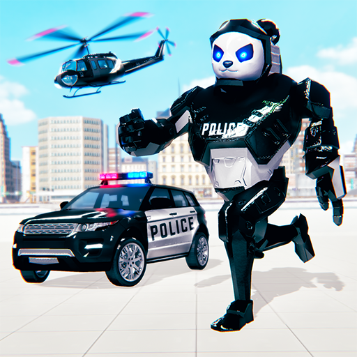 Police Panda Robot Car Transform: Flying Car Games Mod apk download – Mod Apk 2.0.1 [Unlimited money] free for Android.