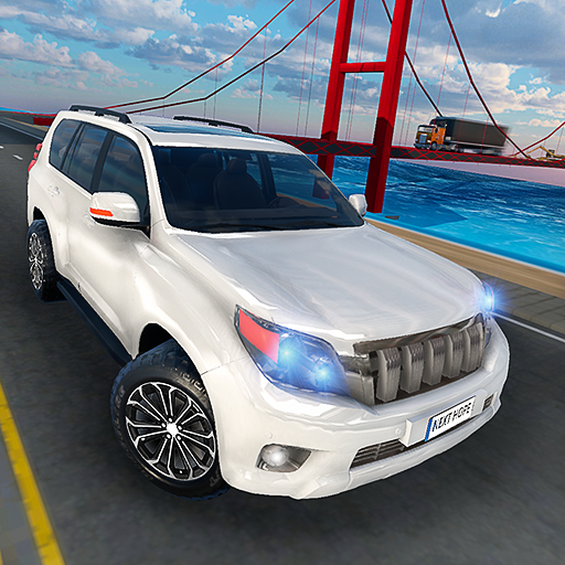 Prado Car Driving – A Luxury Simulator Games Mod apk download – Mod Apk 1.4 [Unlimited money] free for Android.
