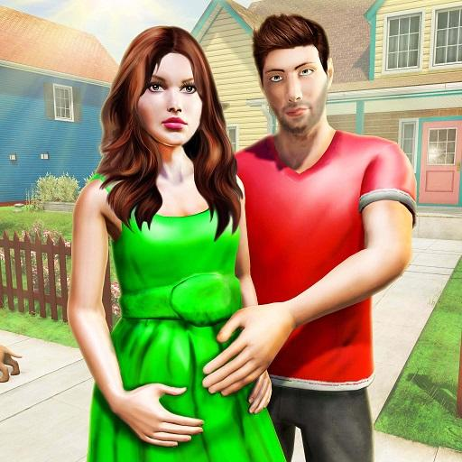 Pregnant Mom Happy Family Home Mod apk download – Mod Apk 2.1.2 [Unlimited money] free for Android.