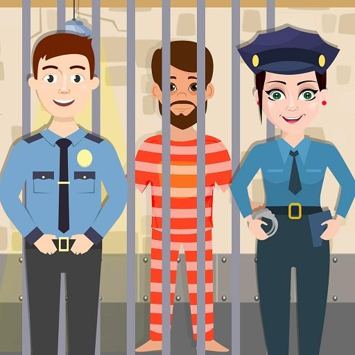 Pretend Play Police Officer Prison Escape Sim Mod apk download – Mod Apk 1.0.3 [Unlimited money] free for Android.