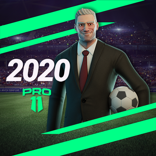Pro 11 – Football Management Game Mod apk download – Mod Apk 1.0.74 [Unlimited money] free for Android.