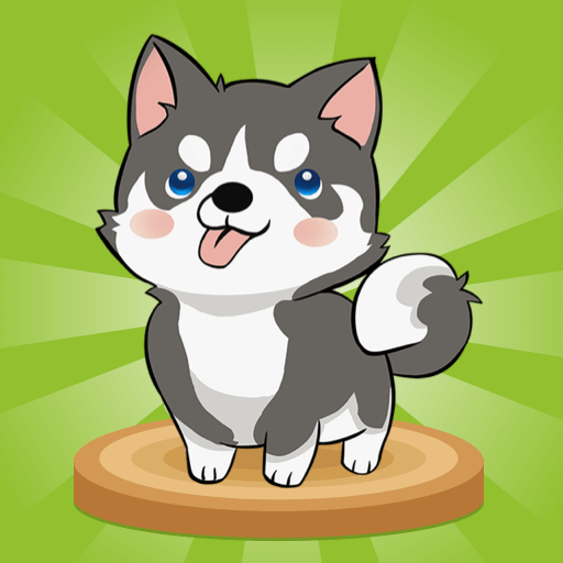 Puppy Town – Merge & Win💰 Mod apk download – Mod Apk 1.3.8 [Unlimited money] free for Android.