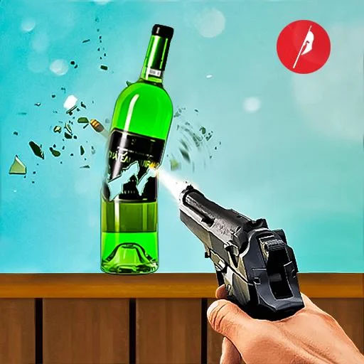 Real Bottle Shooting Free Games: 3D Shooting Games Mod apk download – Mod Apk 20.6.0 [Unlimited money] free for Android.