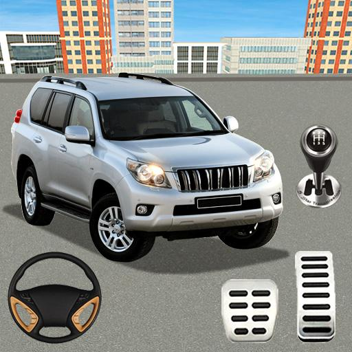 Real Prado Car Parking Games 3D: Driving Fun Games Mod apk download – Mod Apk 2.0.073 [Unlimited money] free for Android.